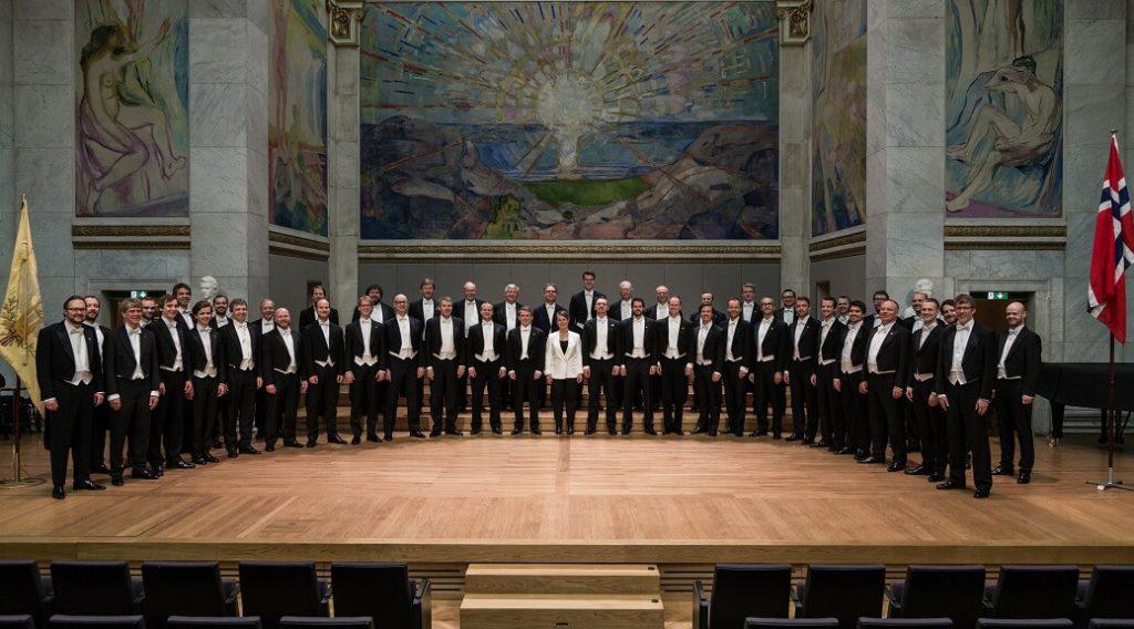 Den norske Studentersangforening - En ny vår 30.april 2016 - fremhevet